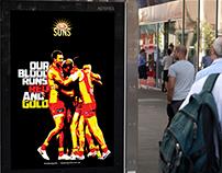 Gold Coast Suns brand campaign (spec)