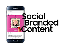 Social Branded Content 2015/2016