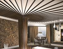 Проект квартиры 120 кв.м.