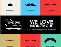 TCM Cinema - Movember