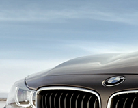 BMW 3 Series GT / Film Concept