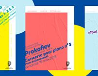 Philharmonie posters