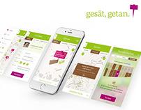 gesät, getan | urban gardening app
