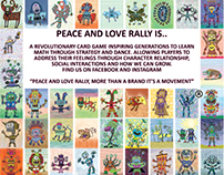 Peace And Love Rally Instagram Promo 1