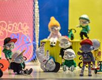 a vanishing bennysing / Taipei Toy Festival 2015