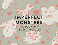 Imperfect Monsters: Illustrated Book Design