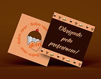 Identidade Visual - Tradição Caseira Doces