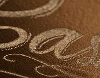 Proyecto Pizarra // Arte + tipografía