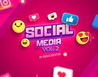 SOCIAL MEDIA VOL2 Oscar creativo