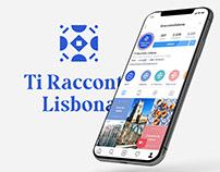 Logo | Ti Racconto Lisbona