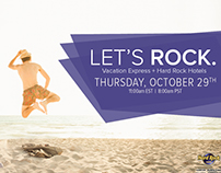 Let's Rock-Email Campaign