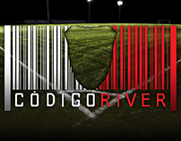 Código River · Nuevo Logo