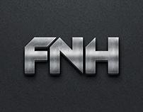 Logo // FNH // Ferragens Novo Horizonte