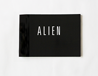 Alien Film Booklet