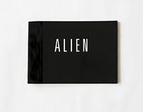 Alien Film Booklet