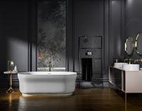 Bathroom Design Product Rendering 2018