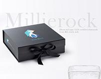 Logo Design for MillieRock