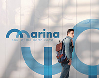 Marina North Coast Rebranding