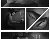 The Spiritst | Comic Illustration