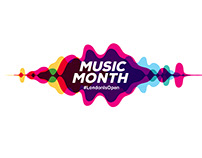 Music Month concept