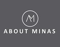 Logotipo - About Minas