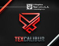 Branding design | TexCalibur