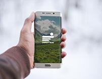 Mobile Mockup - Psd