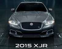 Jaguar XJR The Right Tool For The Job