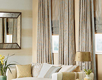 Choose Any Type of Curtains from Long to Wide!