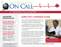 World Medical Mission - On Call Report