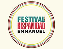 Design of the Arts of the HISPANIC FESTIVAL of Emmanuel