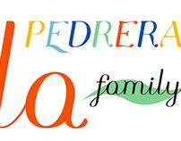 Pedrera family