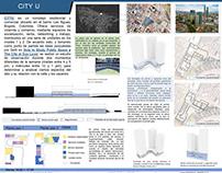 Proyecto Urbano: Diversificación - la mezcla de usos