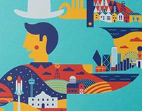 2017 Texas State Fair Poster