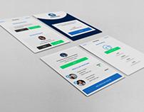 UI/UX - Mobile App - Phroteus