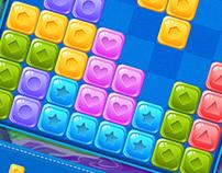 Block puzzle Cat2