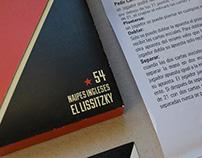 Cartas Inglesas El Lissitzky