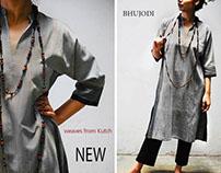 Catalogue - Bhujodi Weaving (Bandhej)