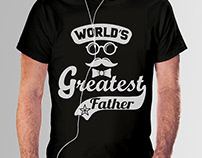 Father's Day T-shirt Collection 2018