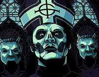 Papa IV - Ghost BC
