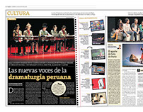 Páginas Cultura - Diario Perú21