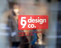 95 design co. Branding