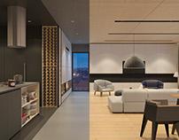 Apartment in Vilnius | VIZN studio