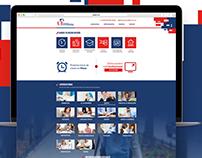 Landing Page 2017 para Universidad Internacional