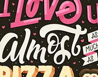 'Pizza Love'