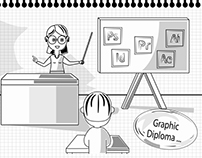 Graphic diploma @ MESMAK infographic video