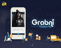 Grabni Shopping Mobile App