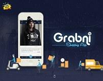 Grabni Shopping Mobile App