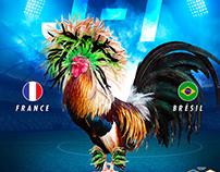 Euro 2016 - J-1 FRANCE TEAM