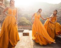 Nikhil Thampi X Indya Festive 2019 Campaign